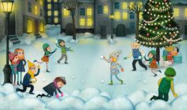 Mimi & Lisa: A Christmas Lights