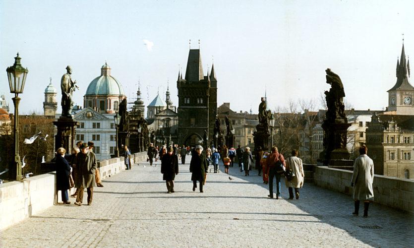 Prague: The Restless Heart of Europe